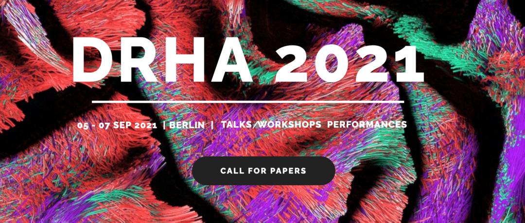 Website DRHA Digital Matters. Copyright: Lucius Fekonja