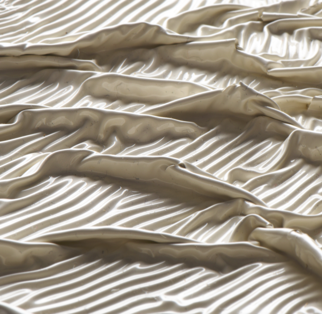 »Scaling Nature (1): Wrinkels«: Liquid Lacquer. Copyright: weißensee school of art and design berlin / Luis Magg